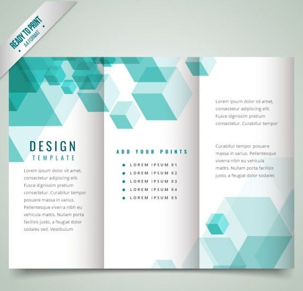 21+ Beautiful Examples of Evergreen Leaflet Designs for ...