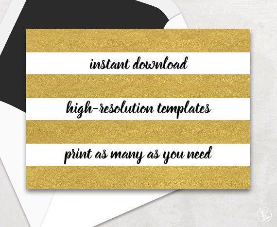 Wedding Rehearsal Dinner Invitation Card Template Printable