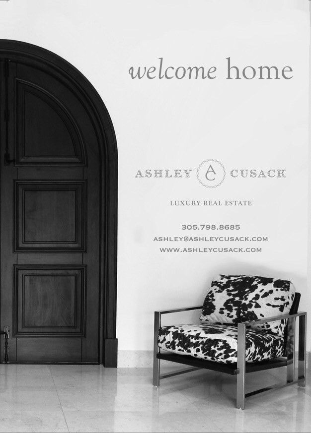 Brand advertising / luxury real estate. www.ashleycusack.com ...