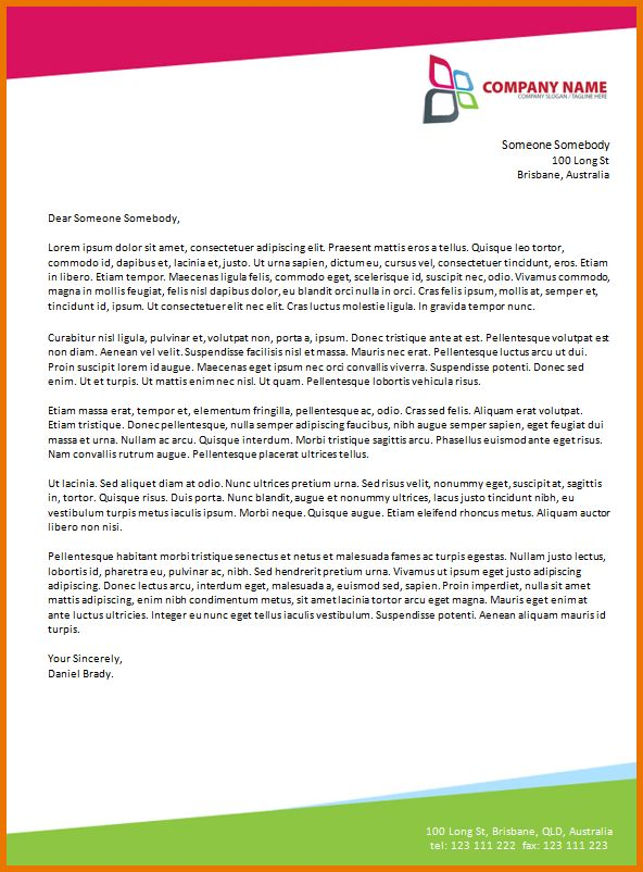 Microsoft Word Template.microsoft Word Letterhead Template.png ...