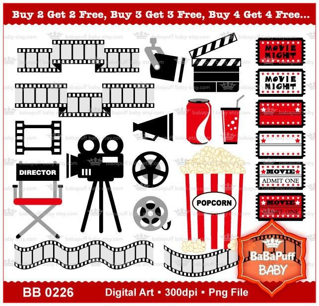 36 best Movie theme images on Pinterest | Movie night party ...