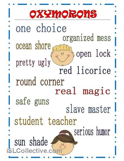 Figurative Language - Lessons - Tes Teach