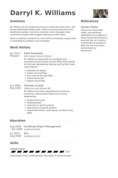 er technician sample resume logistics specialist sample resume ...