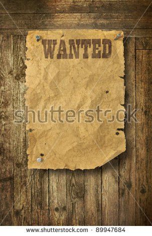 Wanted Sign Stock Images, Royalty-Free Images & Vectors | Shutterstock