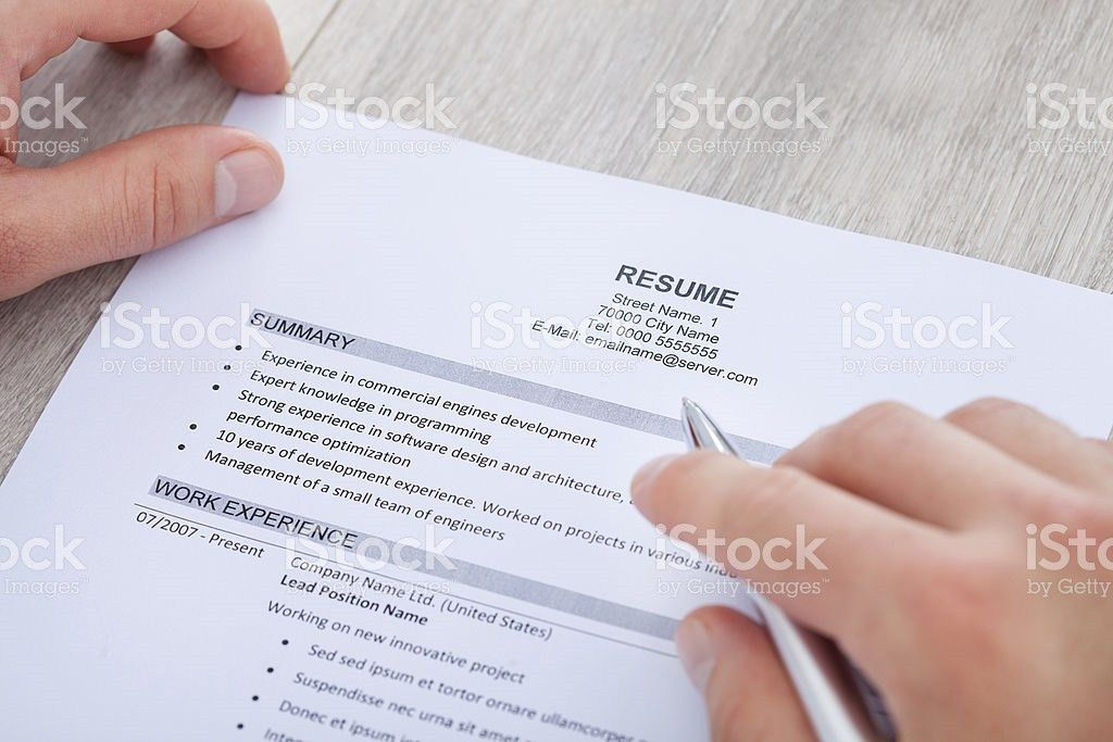 Resume Pictures, Images and Stock Photos - iStock