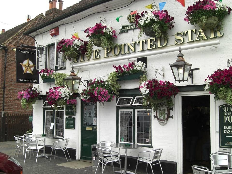 Five Pointed Star, West Malling - Restaurant Reviews, Phone Number ...