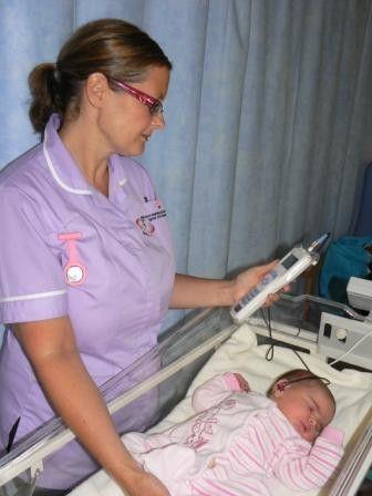 Newborn Hearing Screening Wales | Working for Newborn Hearing ...