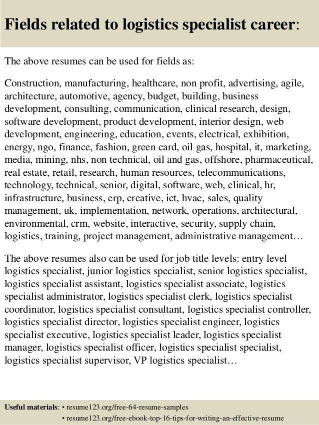 federal contract specialist sample resume biology tutor cover ...