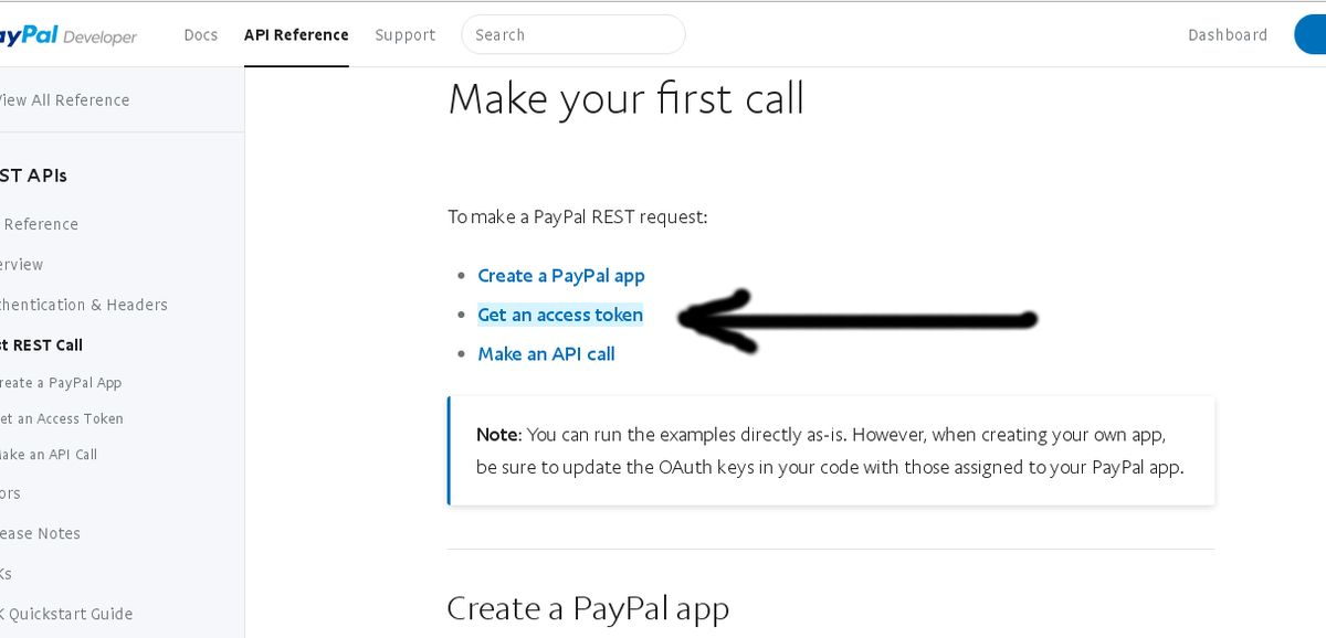 php - Postman: How to execute Paypal CURL Request in Postman ...