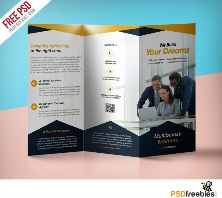 Fresh Free Brochure Templates Download | pikpaknews