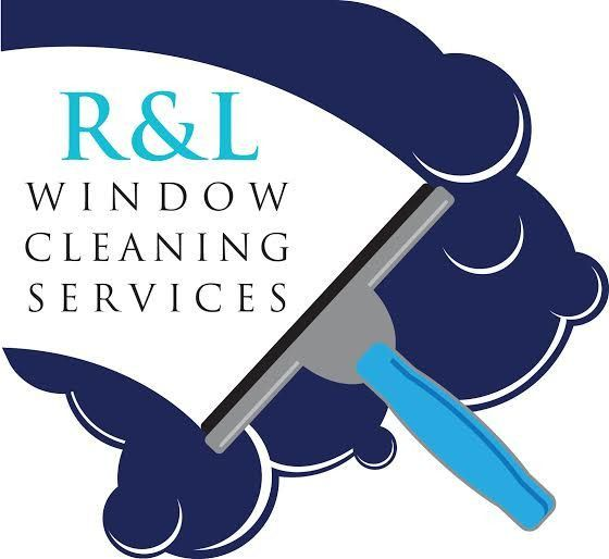 window cleaner logos | Based in Brixham, R & L Window Cleaning ...