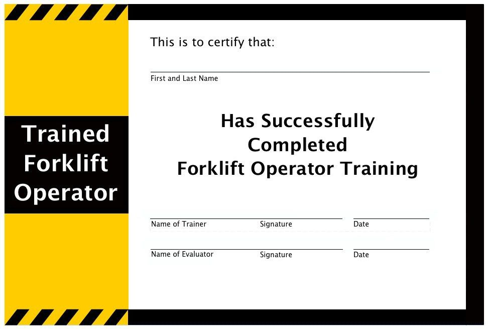 Forklift Training Program Guide | Forklift Training Whiz