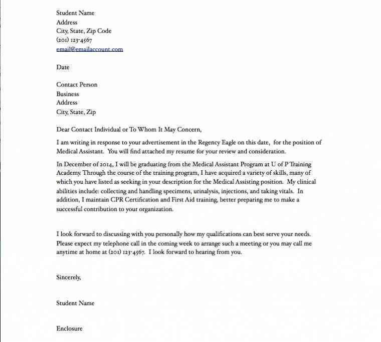 Cover Letter For Office Assistant With No Experience | Template Design