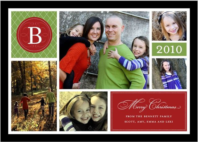 And the 2011 Christmas Card Begins | Amy J. Bennett