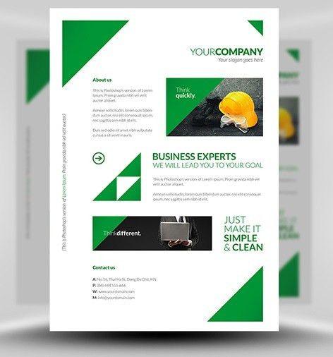 blank brochure templates | Professional Templates