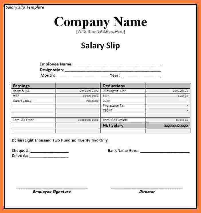 Irish Payslip Template. free pay stub templates smartsheet. irish ...