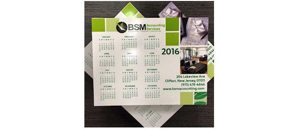 Free 2016 BSM Accounting Services Magnet Calendar | Whole Mom
