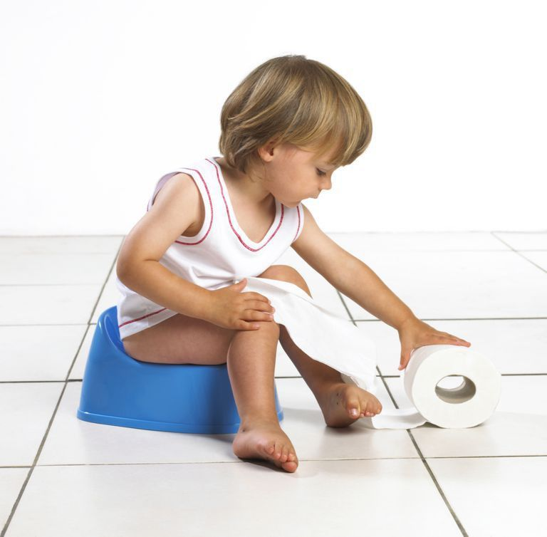 How to Manage a Potty-training Backslide