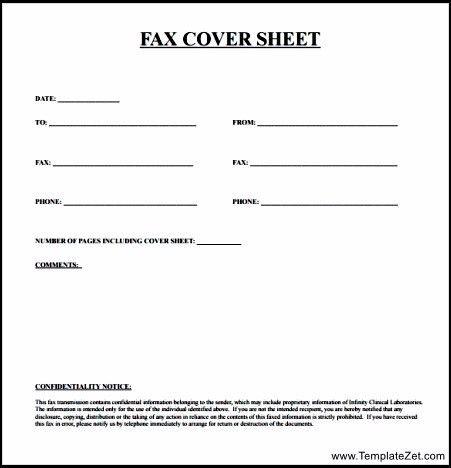 Cute Fax Cover Sheet. 12+ Printable Fax Cover Sheet Templates ...