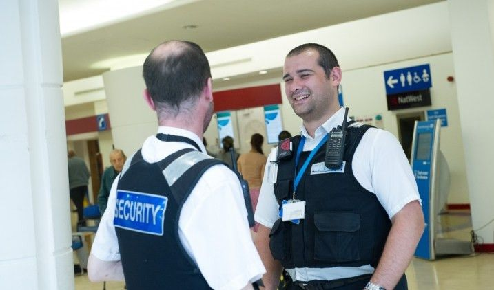Security staff | Health Careers