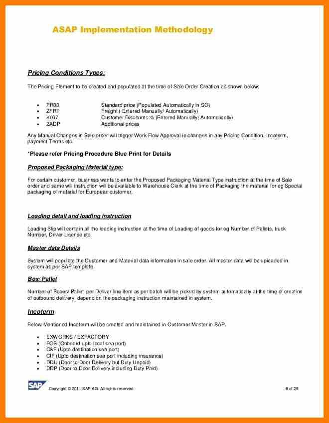 9+ sales confirmation template   science-resume