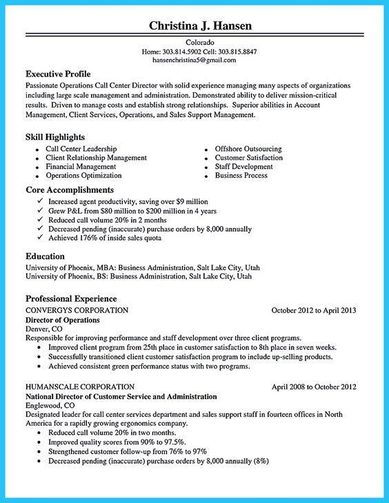 Performance Resume Template. Maintenance Resume Template Free ...