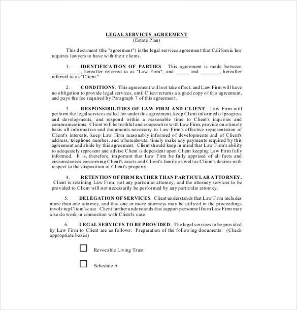 Service Agreement Template | ebook