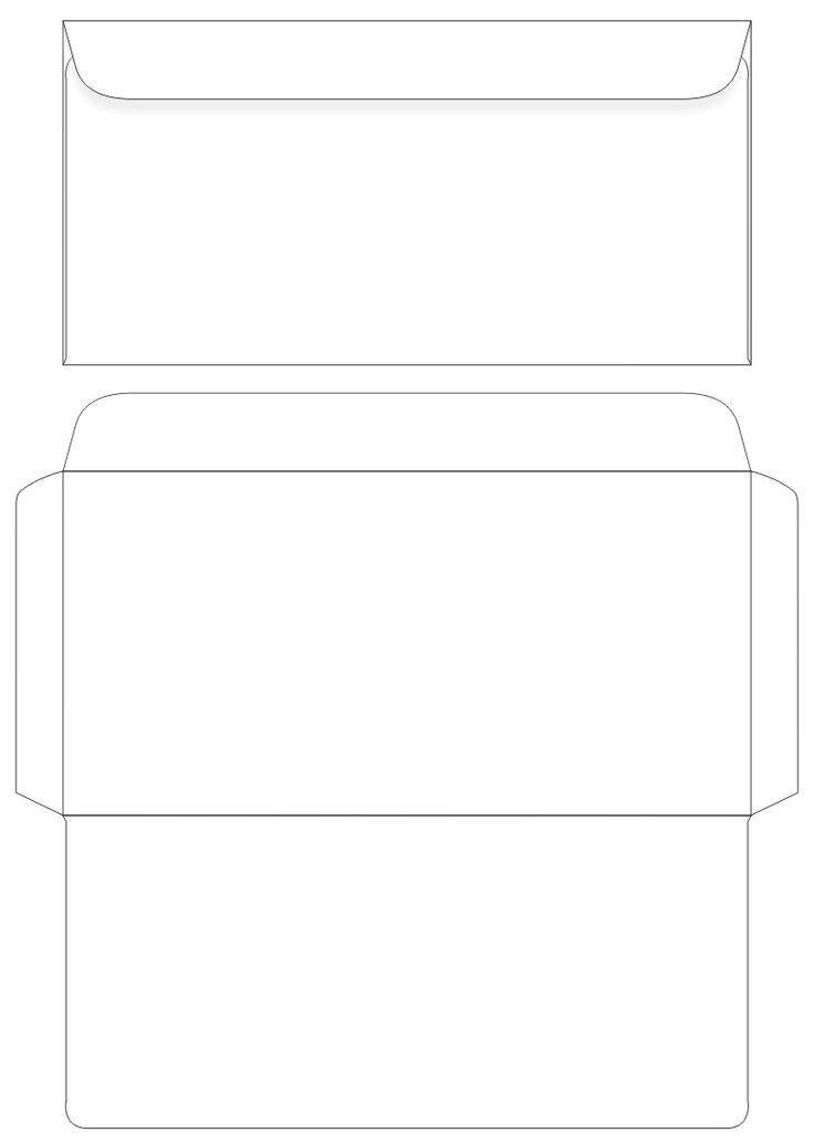 27 best kirjekuoria images on Pinterest   Envelope templates, Bags ...