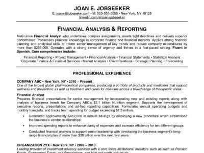 19 reasons this is an excellent resume | Business Insider