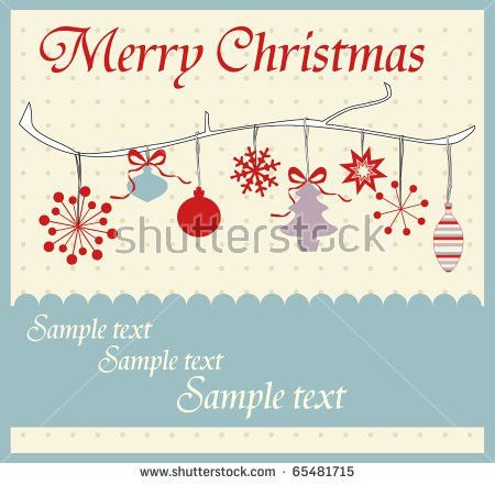 Retro Christmas Ornament Backgrounds - Download Free Vector Art ...