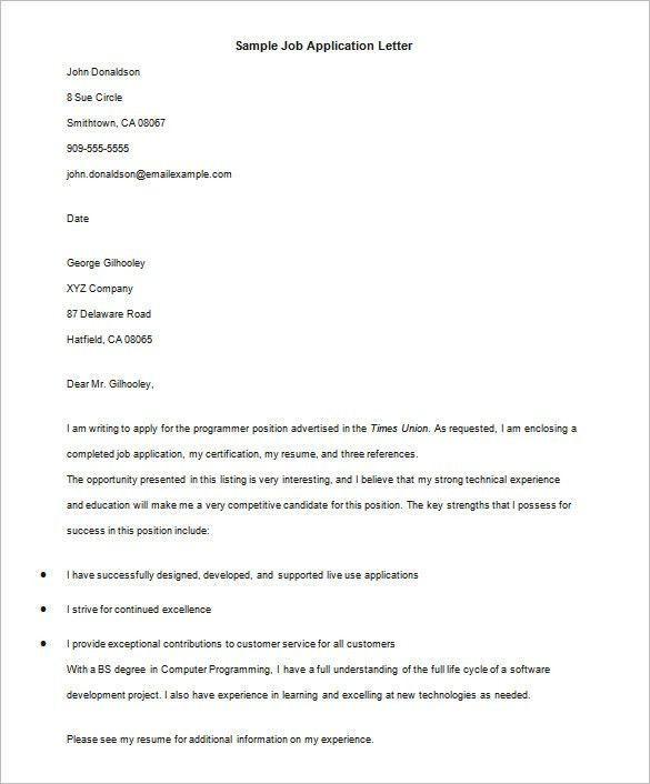 Letter Template – 37+ Free Word, Excel, PDF, PSD Format Download ...