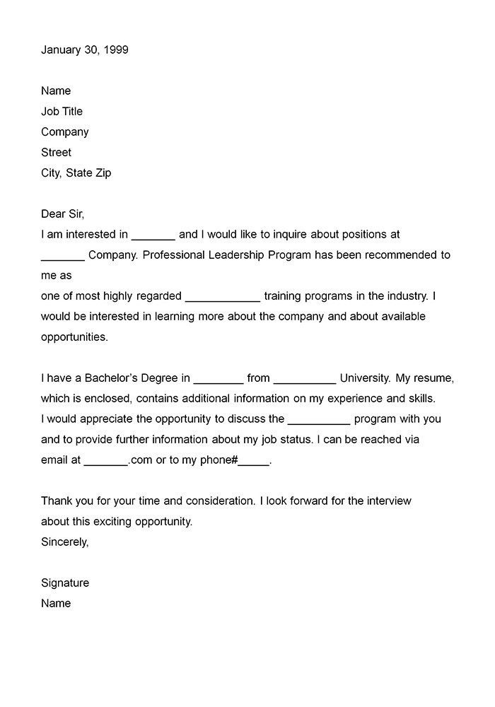 Job Letter Format. Covering Letter Example Simple Cover Letter ...