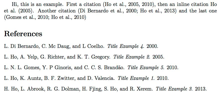 citing - Sorting citations and bibliography using natbib and ...