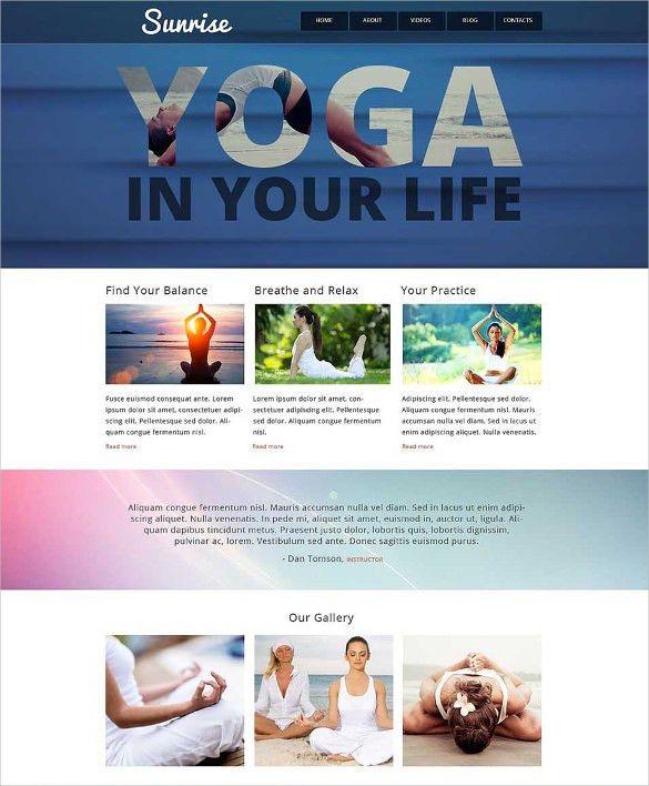 31+ HTML5 Website Themes & Templates | Free & Premium Templates