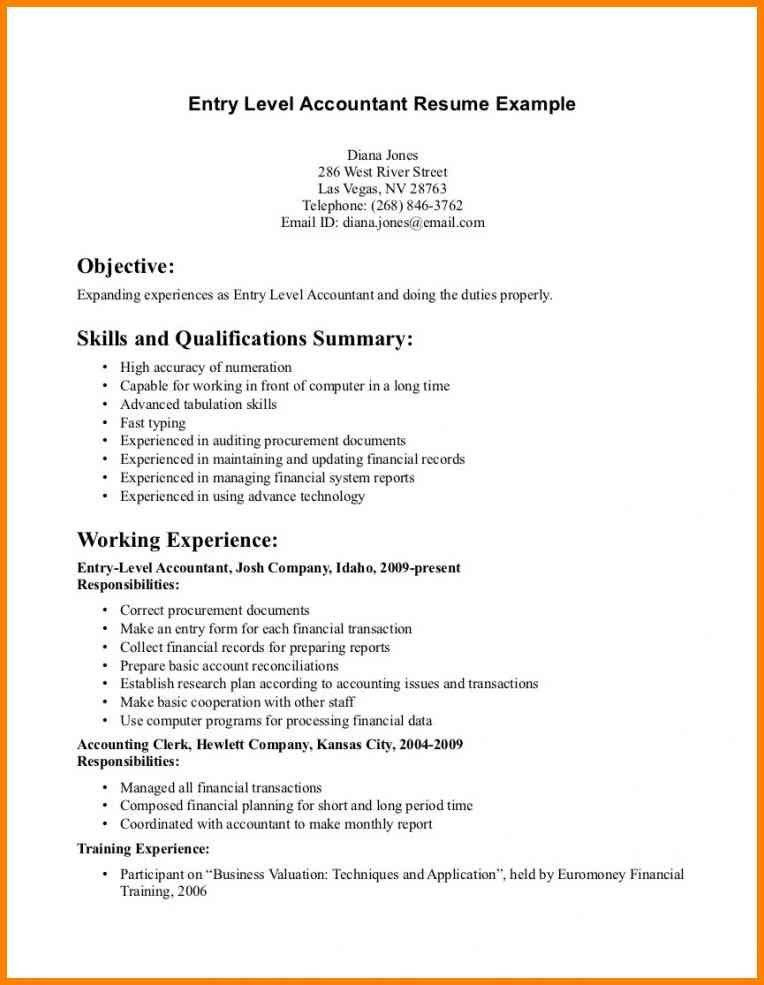 5+ entry level accounting resume samples | cashier resumes