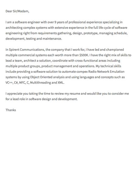 99+ Professional Cover Letter Samples   Cover Letter-Now