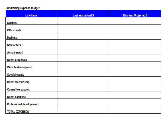 Fundraiser Order Template U2013 12+ Free Excel, PDF Documents Download .