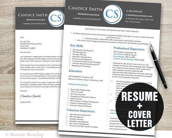 Best 20+ Business resume template ideas on Pinterest | Business ...