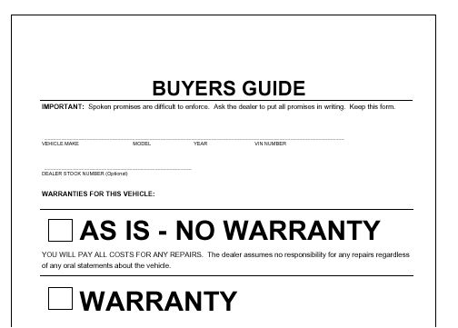 Bill of sale template: Free car, auto, vehicle, automobile, boat ...
