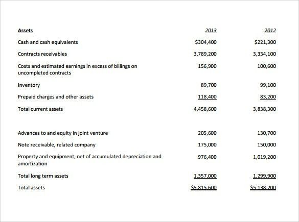 11+ Income Statement Examples – Free Sample, Example, Format