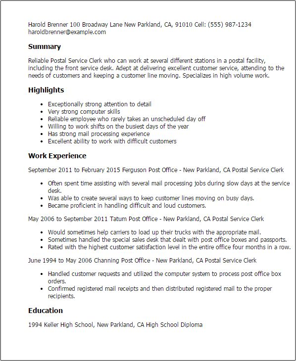 Resume Sample Clerical Office Work Basic Resume Examples 805 ...