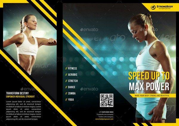 25+ Sports Brochure Templates