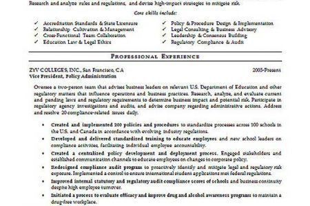 Transit Code Compliance Inspector Resume - Reentrycorps