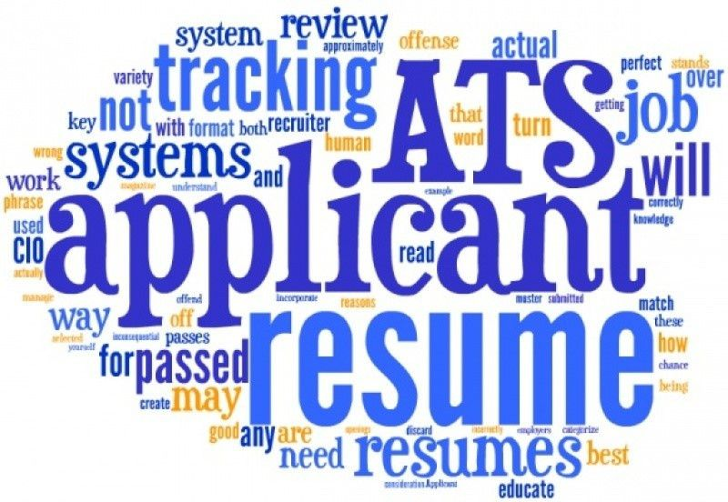 Applicant Tracking Systems (ATS) aren't perfect, be creative when ...