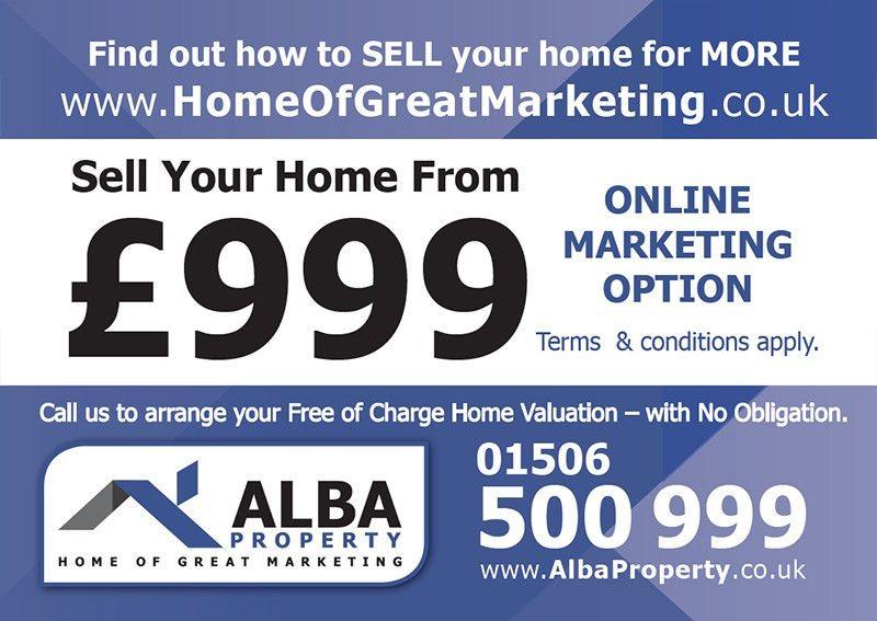 Alba Property | Estate Agents in Broxburn, West Lothian