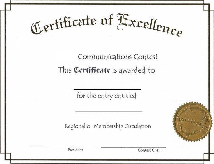 Life Membership Certificate Template | Howto.billybullock.us