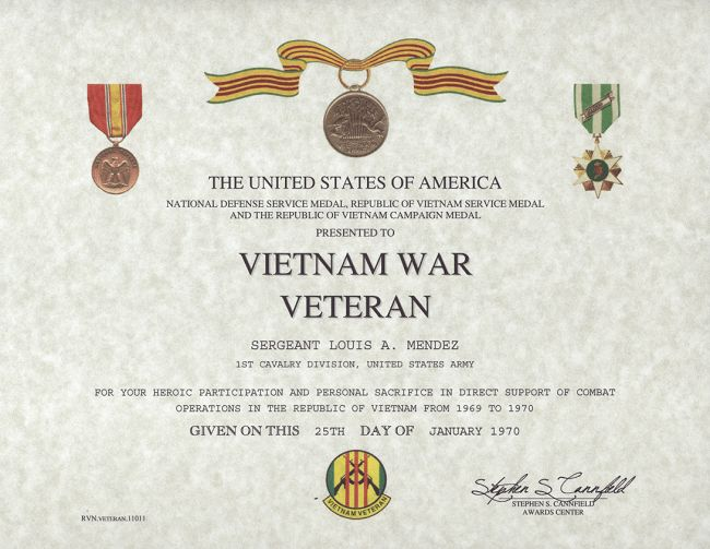 Military certificate awards templates - numeseta35's soup