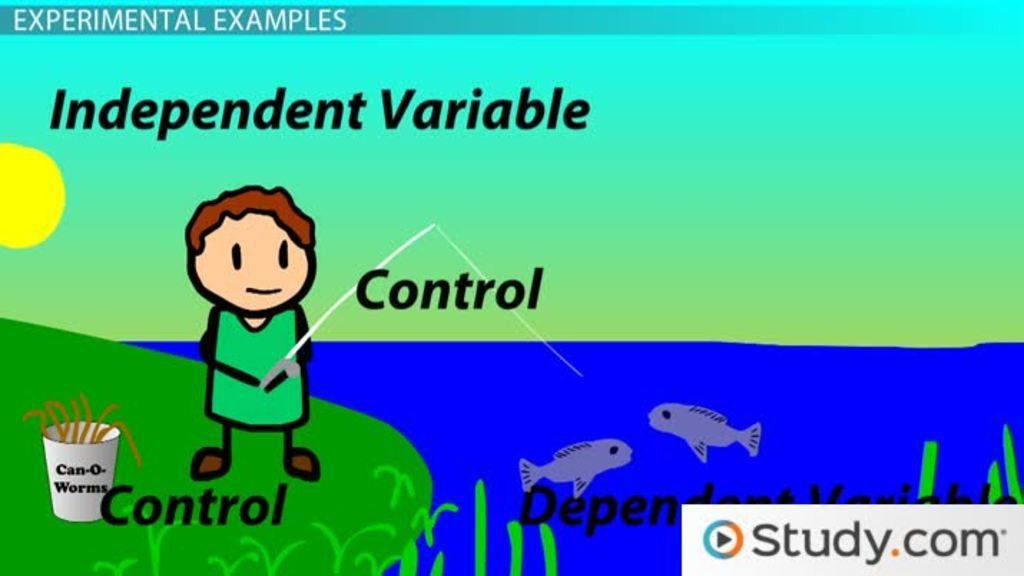 Identifying & Interpreting Independent & Dependent Variables ...