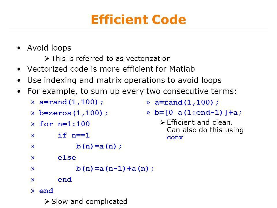 6.094 Introduction to programming in MATLAB - ppt download