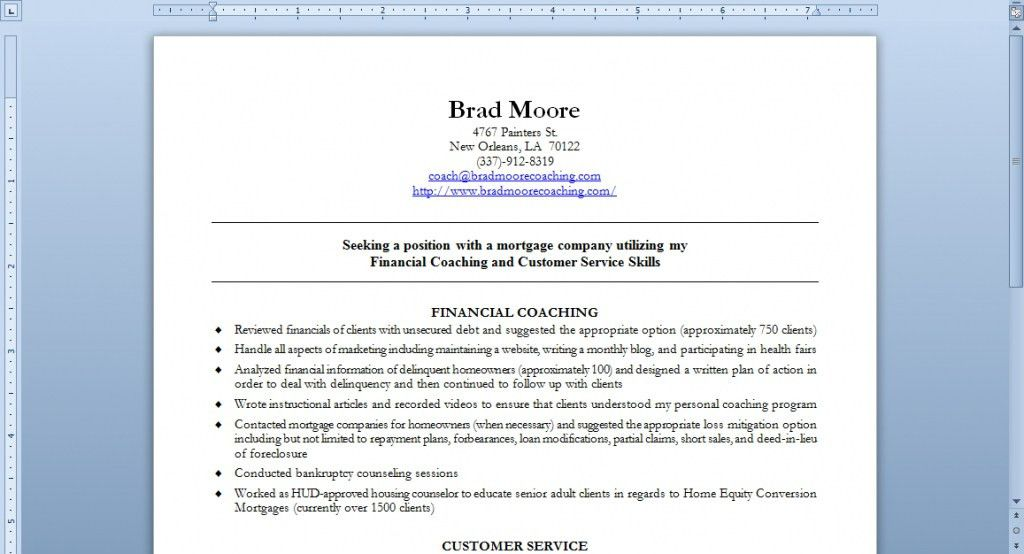 High School Soccer Coach Resume Example Basketball Throughout 17 ...